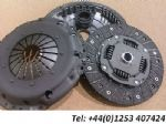 VW TRANSPORTER 2.4D SYNCRO FLYWHEEL & CLUTCH KIT CONVERSION PACK